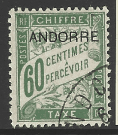 Andorra French Colonies SG FD28
