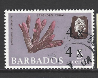 SG 398b. Double Surcharge. New Zealand Stamps