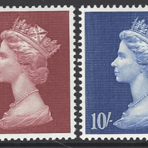 SG 787-90. Unmounted Mint. Great British Stamps.