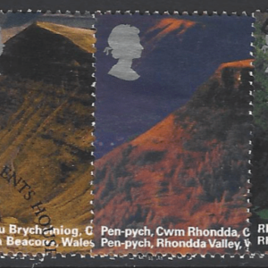 SG 2466-71. Great British Stamps.