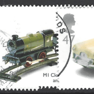 SG 2397-2401. Transport Stamps. GB Stamps