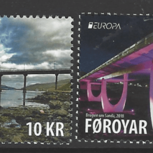 New Issues Faroes Stamps 2
