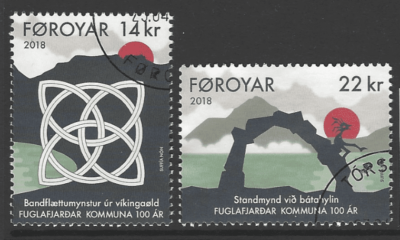 New Issues Faroes Stamps