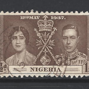 SG Nigeria 46-48. Commonwealth Stamps