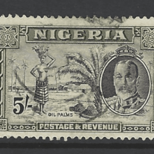 Nigeria SG 43. Commonwealth Stamp