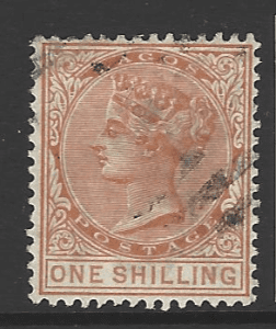 SG Lagos 26. Nigeria. Commonwealth Stamp