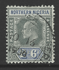 Northern Nigeria SG 27. Commonwealth Stamp