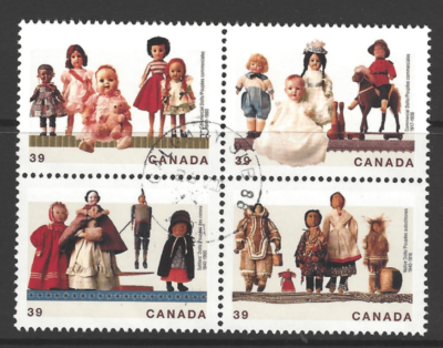 SG 1385a, Canada. Commonwealth Stamps