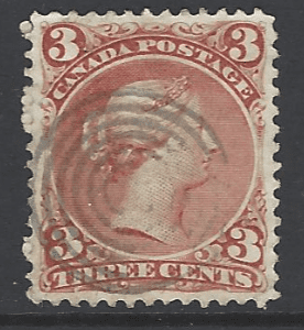SG 58, Canada, Canadian Stamp, 150 years old