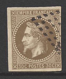 French General Colonies. SG 9