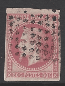 French General Colonies. SG 10