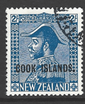 SG116. Cook Islands Stamp. Commonwealth Stamps.