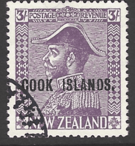 SG 117. Cook Islands Stamp. Commonwealth Stamps