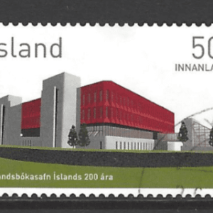 New Issue Iceland Stamp. Europe Stamps