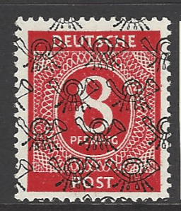 SG A88. Unmounted Mint. German Stamps