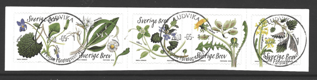 New Issue Sweden Stamps