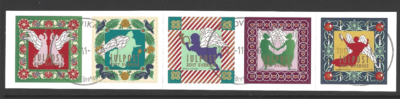 New Issue Sweden Stamps. Christmas Stamps