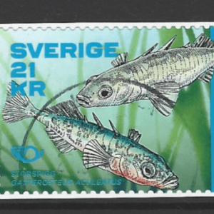 New Issue Sweden Stamps, Marine Stamps
