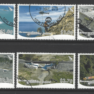 New Issue New Zealand Stamps