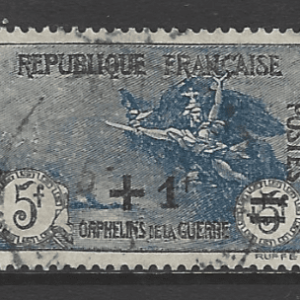 SG 395, French Stamp