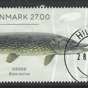 New Issue, Denmark Stamps, Fish stamps