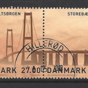 New Issue, Denmark Stamps, Engineering Stamps