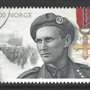 New Issue, Norway stamp