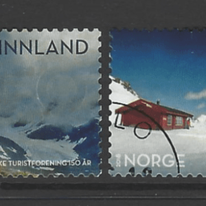 New Issue, Norway Stamps. Landscape Stamps