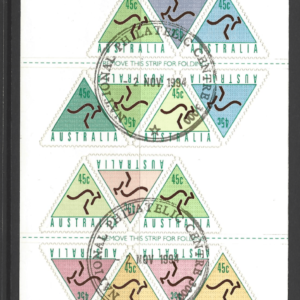 SG 1495a, First Version. Australia Stamps