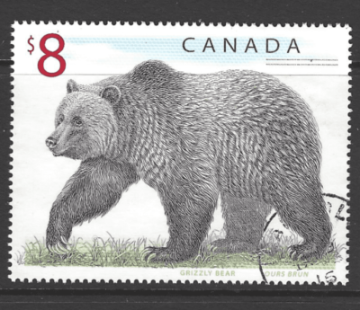 SG 1762a, Canada Stamp, Animal stamp