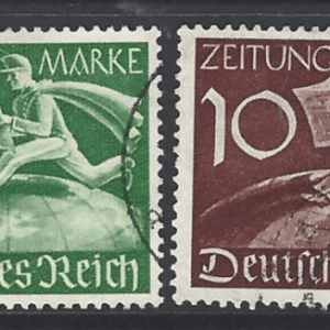 SG N727-8, Germany Stamps