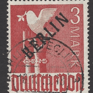 SG B19, Germany-Berlin Stamp