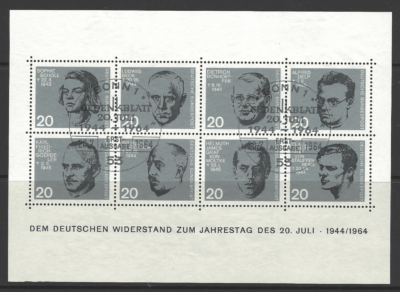 MS 1343i, West Germany Stamps