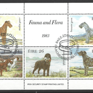 MS 563, Ireland Stamps