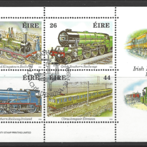 MS 581, Ireland Stamps, Transport Stamps