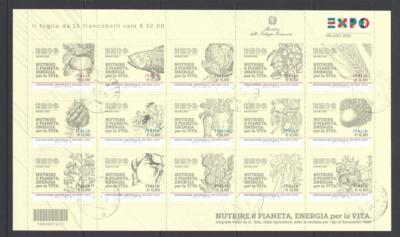 MS 3660, Italy Stamps
