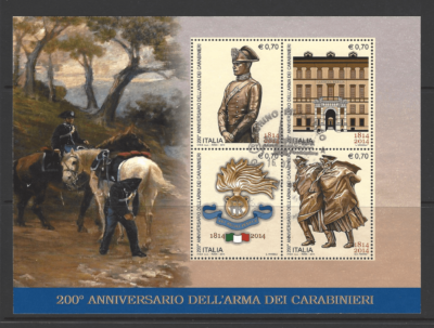 MS 3569, Italy Stamps