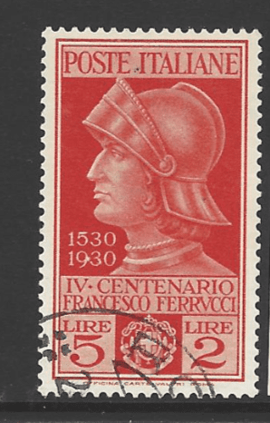 SG 286, Italy Stamp