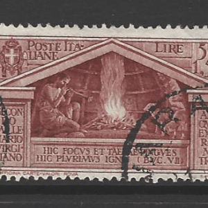 SG 297. Italy Stamps