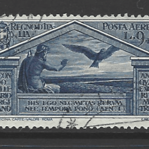 SG 302, Italy Stamp