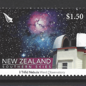 SG2957-61, New Zealand Stamps