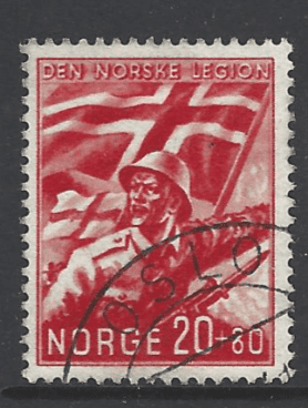 SG 300, Norway Stamps