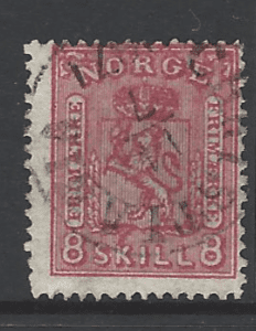 SG 29, Norway Stamp