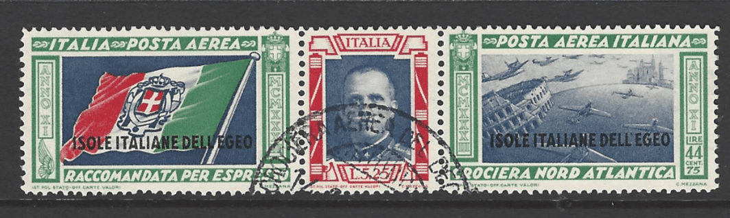 SG Dodecanese 123, Italian Colonies Stamps