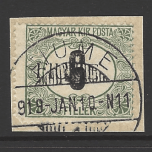 SG D29, Fiume Stamps