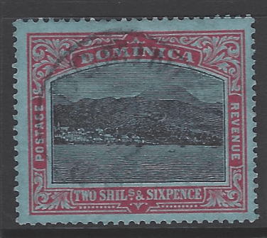 SG 70, Dominica Stamps