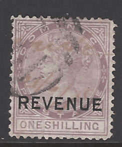 SG R3, Dominica Stamps