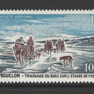 SG 460, Unmounted Mint. St Pierre et Miquelon Stamps