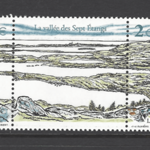 SG 1006a, Unmounted Mint, St Pierre et Miquelon Stamps