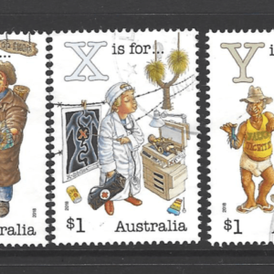 New Issue, Australia Stamps